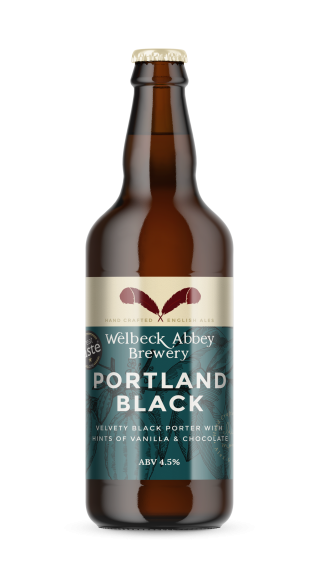 Welbeck Portland Black 500 Bottle