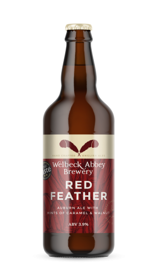 Welbeck Red Feather 500 Bottle