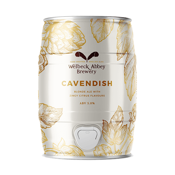 Mini Keg CAVENDISH