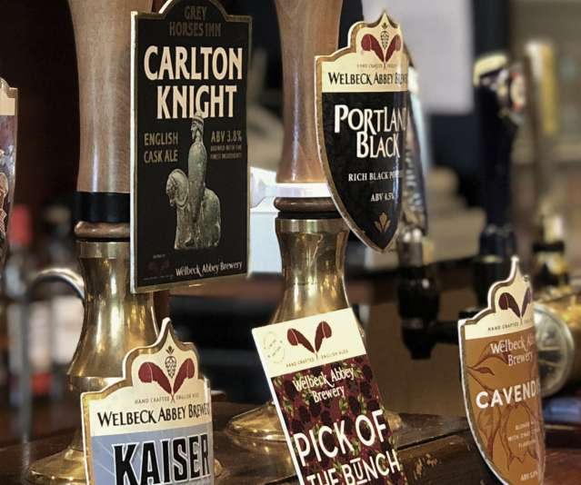 A Real Ale Drinkers Paradise