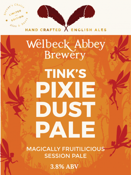 Tinks Pixie Dust Pale