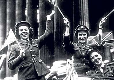 Celebrate VE day with a pint