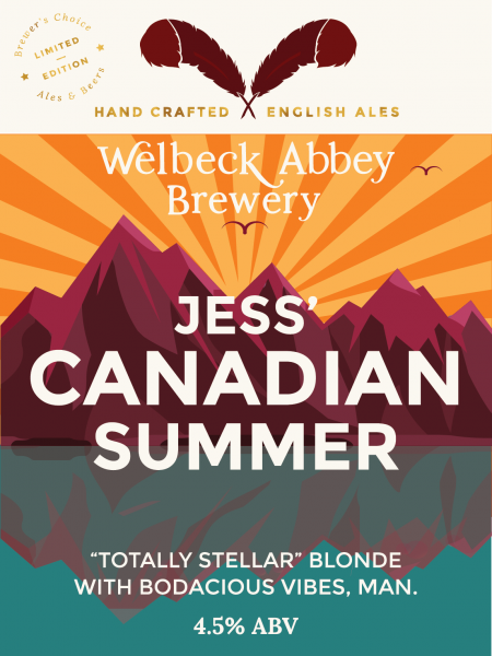 Jess Canadian Summer