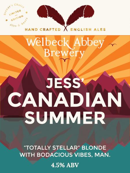 Jess Canadian Summer